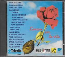 """RARO CD 1995 """" CANZONI PER LA VITA """" CATTANEO  FARGO  CALIFANO  GRAZIANI  LIGHEA"""