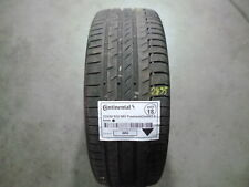 1x Sommerreifen CONTI 225/55 R18 98V PremiumContact 6 DOT18 - 6mm