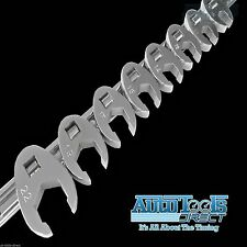 """Crows Foot Spanner Set **8pc**3/8"""" Drive"""