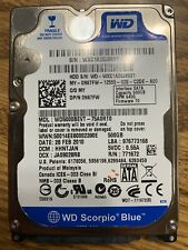XBOX ONE INTERNAL HARD DISK DRIVE HDD WESTERN DIGITAL 500GB REPLACEMENT WD Blue