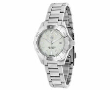 TAG Heuer Stainless Steel Case Women's Round Watches