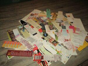 Marque pages-Lot de + de 200 collectors-Librairies,salons du livre...(lot 2)