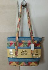 Handbag with photo slots