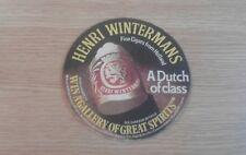 Henri Wintermans Dutch Cigars Competition Beermat - 1979