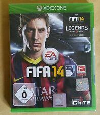 FIFA 14 (Microsoft Xbox One, 2013, DVD-Box)