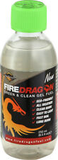Bushcraft FireDragon Gel Fuel 250ml ORMD Knife CN336C All-weather gel biofuel ma