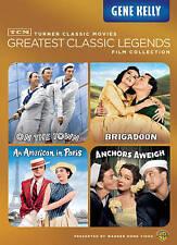 TCM Greatest: Legends - Gene Kelley DVD Region 1, NTSC
