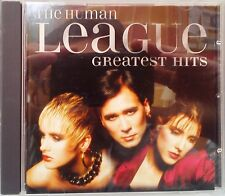 The Human League - Greatest Hits (CD 1995)