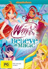Winx Club - Believe In Magic - DVD ss Region 4
