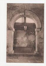 Odda's Chapel, Deerhurst Postcard, A405