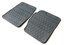 Range Rover Classic Rubber Mats - Front Pairs Moulded  AUTO-305