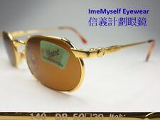 ImeMyself Eyewear MOSCHINO by Persol MM483 vintage frame sunglasses hearts logo