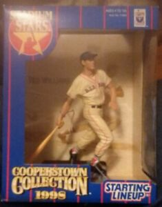 Stadium Stars 1998 Cooperstown Collection Ted Williams Starting Lineup Figure NI