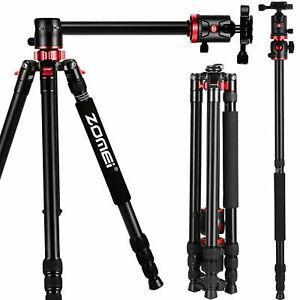"""ZOMEI 72"""" Transverse Professional M8 Tripod Monopod Ball Head for Canon Camera"""