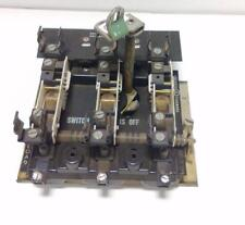 TRUMBULL ELECTRIC CIRCUIT BREAKER SWITCH