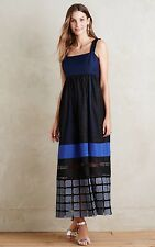 NEW $488 Anthropologie Love Binetti Nitta Maxi Dress Size Large