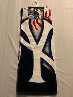"New York Yankees MLB 30"" x 60"" Beach Towel McArthur Brand New"
