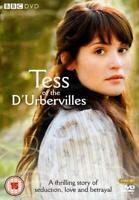 Tess Of The D'Urbervilles (2 DVD Set / Gemma Arterton / BBC 2008)