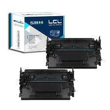 2PK cartouche de toner 18000page pour HP 87A 87X CF287A CF287X LaserJet