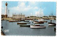 CPSM PF 14 - OUISTREHAM - RIVA BELLA (Calvados) - 70. Le Port et les Yachts