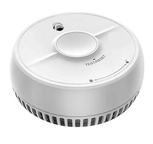 Fireangel Smoke Alarm Optical Sensor Fire Safety Detector Sound Battery Powered