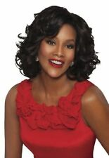 Leona Vivica A Fox Wig Roller Set Lace Front Synthetic Hair Full Cap