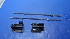 "Dell Precision M4700 15.6"" Genuine Left & Right Hinge Bracket Set EC0ME000700 #1"