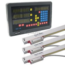 SINPO 3-axis Digital Readout 5um for Mill Milling Machine (Complete DRO Kit)
