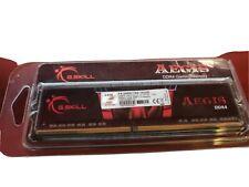G.SKILL Aegis 16GB 288-Pin DDR4 SDRAM 2400 (PC4 19200) (1x16GB)