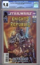 Knights of The Old Republic #0 (2006) CGC 9.8 1st Appearance of Squint!