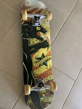"Kryptonics Skateboard 31"" X 7.5 Cougar Preowned"