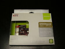 IOGEAR 2 Port RAID eSATA 3.0 gb/s Dual Profile PCI-Express Card GICe702S3R5