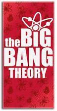 Big Bang Theory 28x58 Fiber Reactive Cotton Beach Towel
