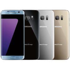 Samsung Galaxy S7 EDGE 32GB LIBRE ORIGINAL AZUL, ORO, Negro, Plata Como Nuevo