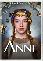 Anne With An E: Season 1 - DVD Box Set [Season One Adapted, Canadian Drama] NEW