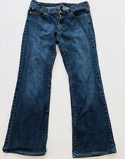Banana Republic Women's Bootcut Jeans Size 4 Short ( 28 x 28 ) Medium Wash