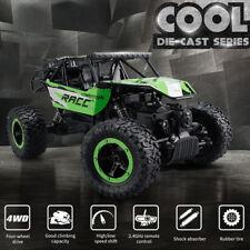 4WD Rock 4x4 Auto Voiture Double Moteurs Télécommande  Modèle de Jouet Véhicule