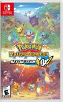 Pokemon Mystery Dungeon: Rescue Team DX for Nintendo Switch [New Video Game]