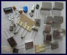 Quarz Crystal Resonator Oszillator Zufallssortiment ca.2MHz-64MHz 26 teilig