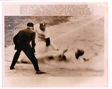 7/1/67 RICHIE ALLEN BASEBALL AP WIRE SERVICE PHOTO PHILA PHILLIES VS S.F. GIANTS