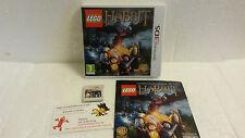 Jeu Vidéo Nintendo 3DS/2DS Lego Le Hobbit Seigneur des Anneaux VF Saga