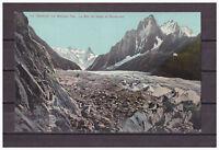 Ansichtskarte - Chamonix - Le Mauvais Pas. La Mer de Glace et Montanvert. AK