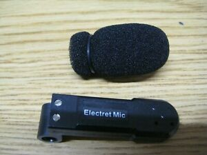 Replacement Electret Noise Cancelling Aviation Microphone Mic For David Clark