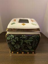 Lynn Chase Tissue Box Cover Rare