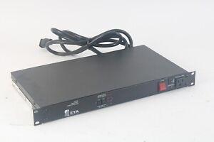 ETA PD11SS Condition Power Distribution Power Sequencer