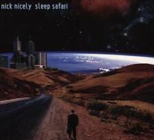 NICK NICELY - SLEEP SAFARI [DIGIPAK] * NEW CD
