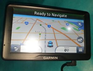 Garmin dezl 760LM GPS Truck or Car