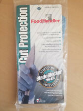 Brand New 4 Pcs Of Foodhandler Safety Cut Protection Glove Size Medium