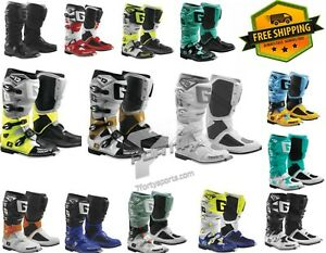 Gaerne SG-12 Boots Motocross MX Offroad ATV Dirt bike Adult All Colors & Sizes
