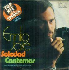 """7"""" Emilio Jose/Soledad (D) Top Hit Aus Spanien"""